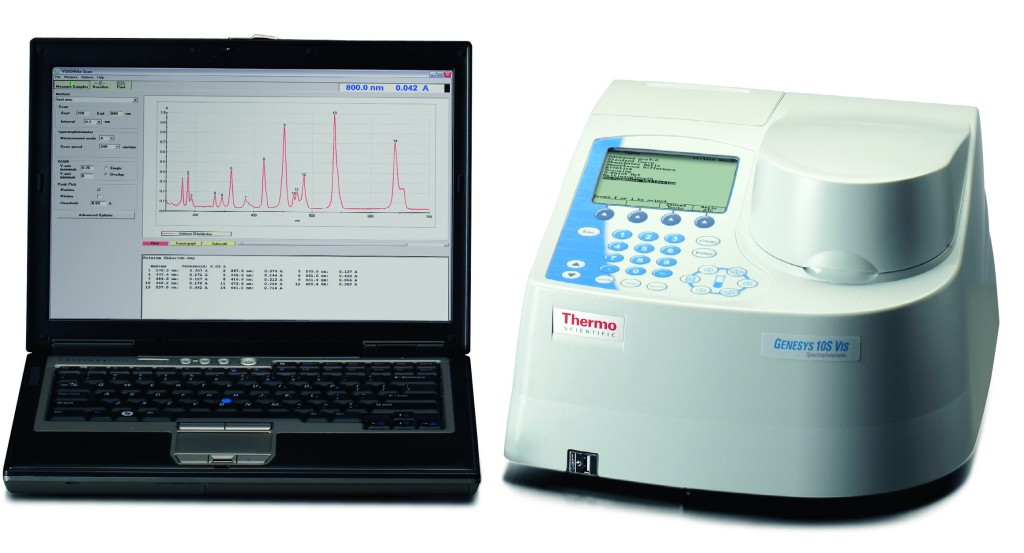 Jual Spectrophotometer Genesys 10s